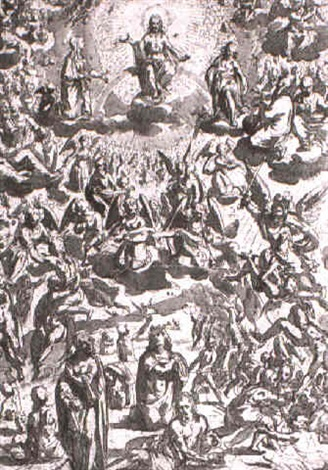 the last judgement by petrusini