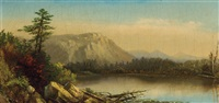 river landscape by american school-hudson river (19)