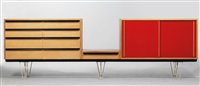 sideboard by alfred altherr