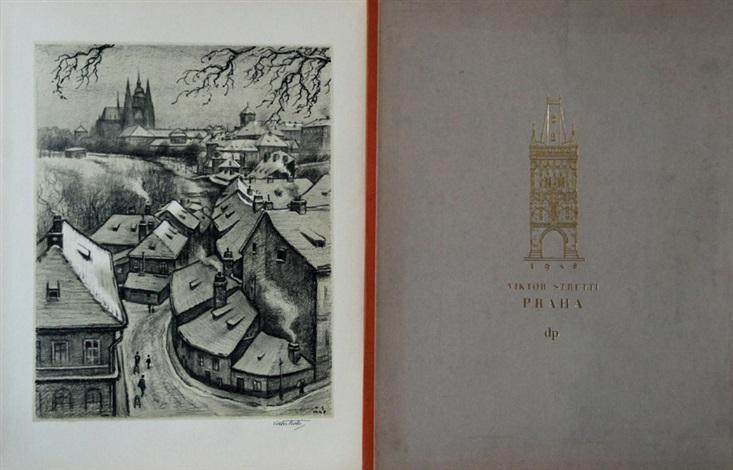 Prague bk w8 works and introduction by Arthur Novák by Viktor
