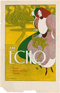 the echo by william bradley