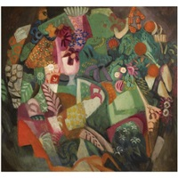 bouquet of flowers by francois angiboult