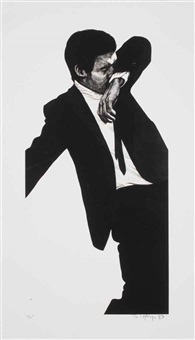 mark by robert longo