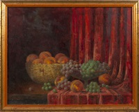 still life by leonard woodruff