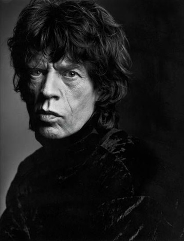 mick jagger, nyc by mark seliger