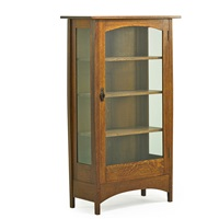 china cabinet by harvey ellis