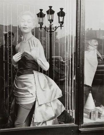 vitres vitrines portfolio of 12 by edouard boubat