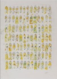 tubes jaunes by arman