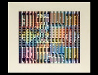 paris memory by yaacov agam