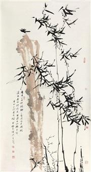 石竹图 by xu han