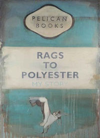 rags to polyester - my story by harland miller