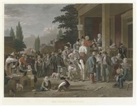 county election by george caleb bingham