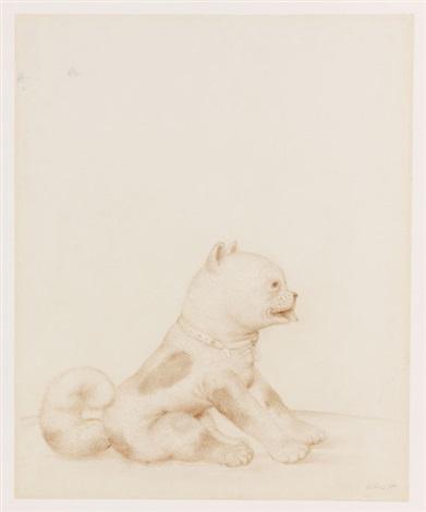 perro by fernando botero