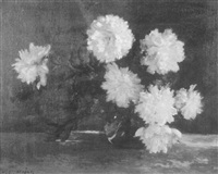 peonies by ernest lee major
