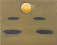 a ball by wilhelm sasnal