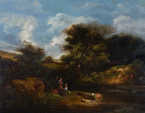 midhurst near haslemere surrey by richard h hilder