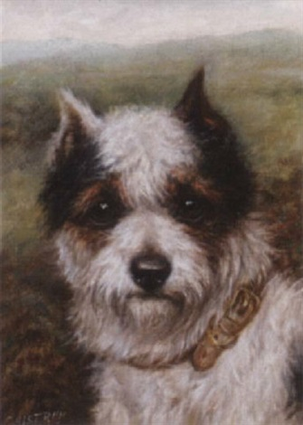 terrier by edward aistrop
