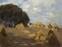 the harvest by algernon talmage