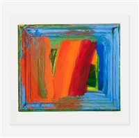 untitled by howard hodgkin