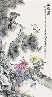 三秋图 by liu deliu