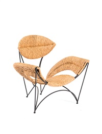 armlehnsessel banana chair by tom dixon
