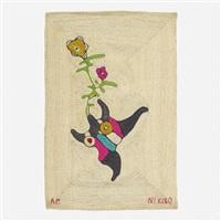 tapestry by niki de saint phalle