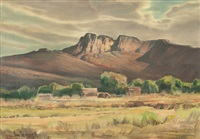 zion national park by paul lauritz