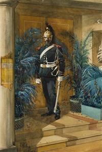 französischer offizier by karel relink