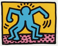 pop shop ii (from pop shop ii) by keith haring