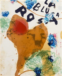 la blusa rosa i by julian schnabel