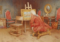 the connoisseur by john arthur lomax