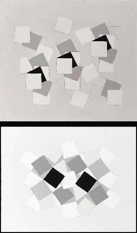 compositie blokken iii by pieter de haard