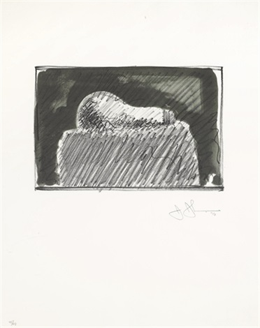 light bulb by jasper johns