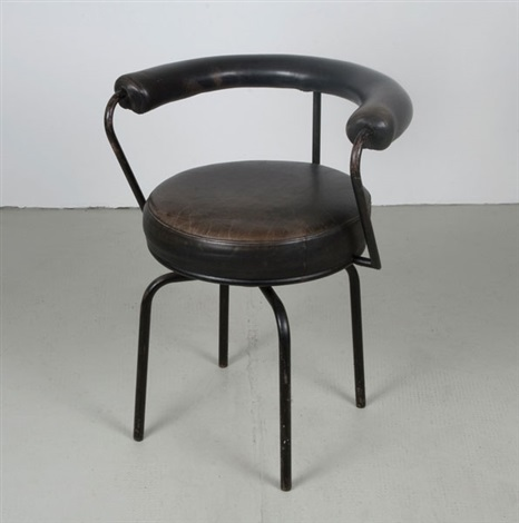 stuhl b 302 lc7 by le corbusier charlotte perriand and pierre jeanneret on artnet. Black Bedroom Furniture Sets. Home Design Ideas