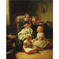 an afternoon with grandma by edward thompson davis