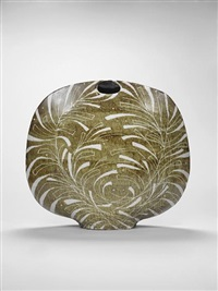 """leaves"" vessel by james tower"