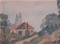 farmhouse by rene collot d' herbois