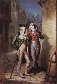 les incroyables by louis-alexandre eustache-lorsay