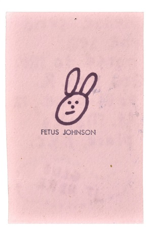 ephemera 9 works by ray johnson