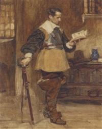 a prayer before battle by john seymour lucas
