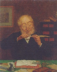 preparing to write by alphonse neumans