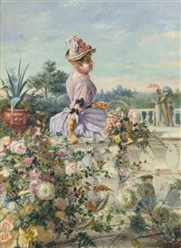 tripudio di fiori by anonymous (19)