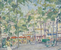 parigi, place du tertre by renzo rigotto