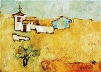 paesaggio in andalucia by giuseppe gambino