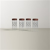 stools (set of 4) by james mont