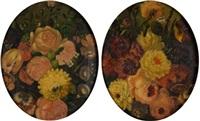 flores (pair) by sebastian gessa y arias