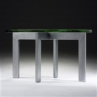 coffee table by robert locher