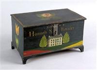 pine trinket box by jonas weber