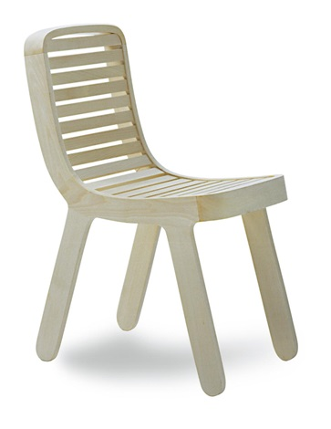 a my 68 chair prototype by michael young