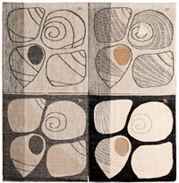 tapestry, the shells by dora jung